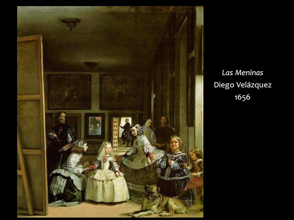 Las Meninas Diego Velázquez 1656