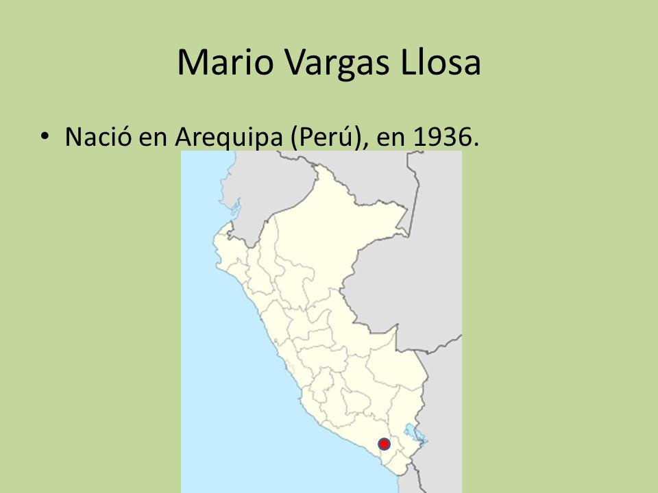 Nació en Arequipa (Perú), en 1936.