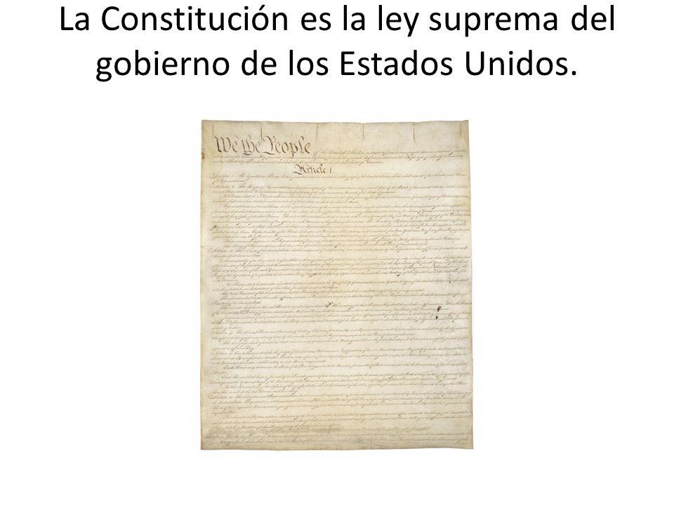 Es la constitución escrita más antigua que todavía se utiliza.