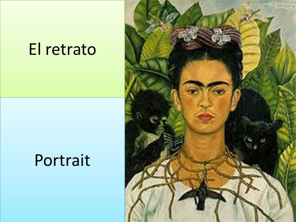 El retrato Portrait