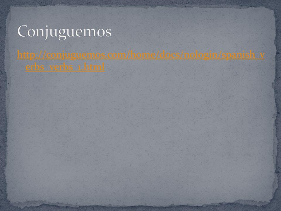 http://conjuguemos.com/home/docs/nologin/spanish_v erbs_verbs_1.html