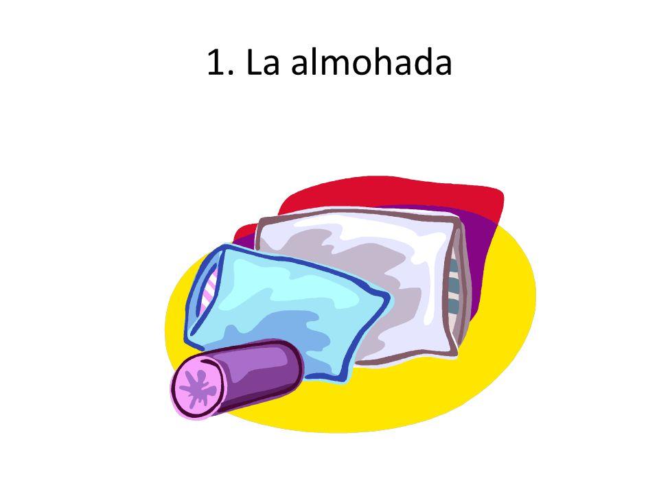 2. El refrigerador, el congelador Congelador = freezer Refrigerador = refrigerator