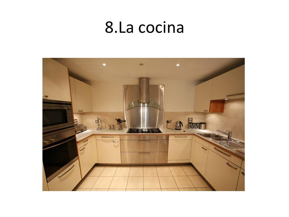 8.La cocina