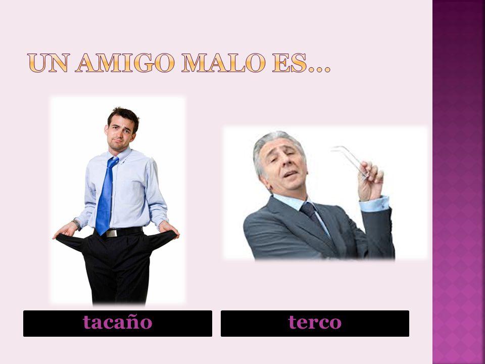 tacañoterco