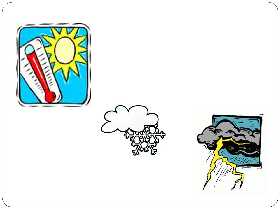 El tiempo y la salud Yo puedo describir el tiempo y relacionar con la salud Calentamiento : ¿Qué tiempo hace? Completa: Hace sol, está nublado, está l