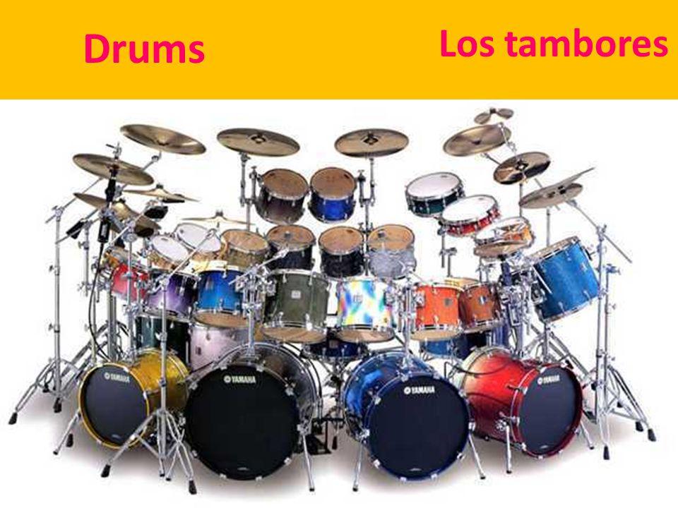 Los tambores Drums