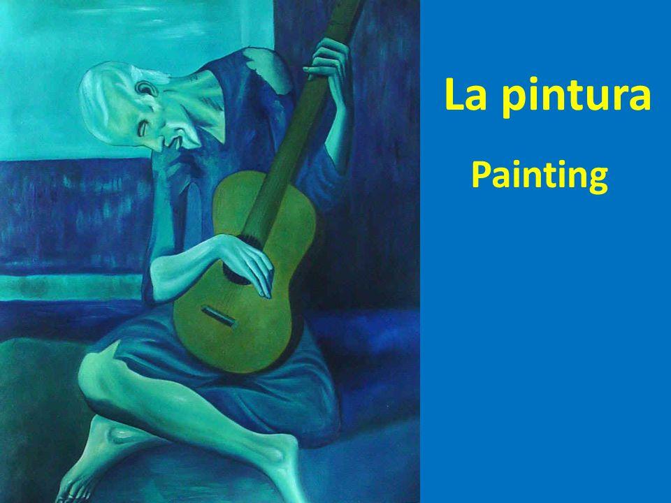 La pintura Painting
