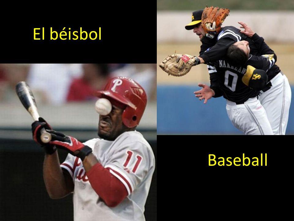 El béisbol Baseball