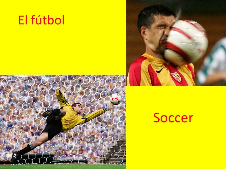 El fútbol Soccer