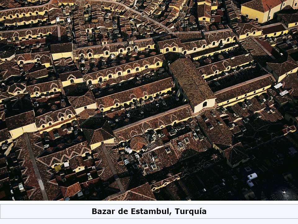 Bazar de Estambul, Turquía