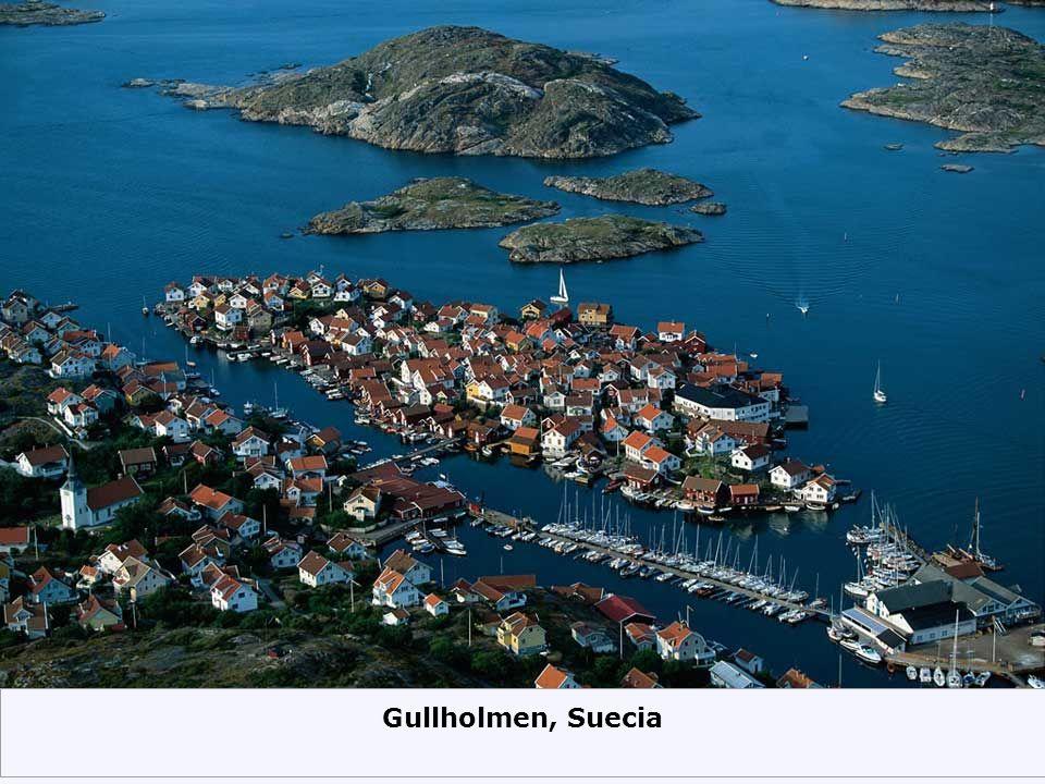 Gullholmen, Suecia