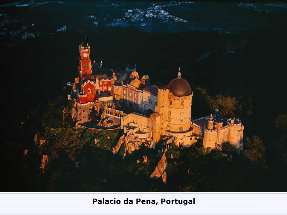 Palacio da Pena, Portugal