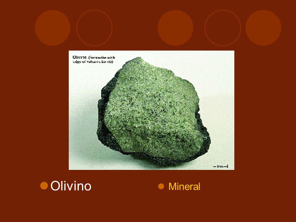 Olivino Mineral