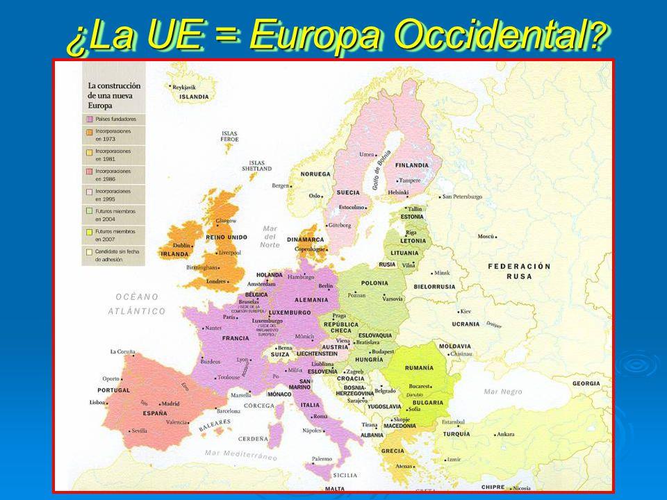 ¿Sabías cuáles son sus instituciones? ¿Sabías cuáles son sus instituciones? Consejo Europeo de Bruselas Himno: Himno Europeo Día de Europa: 9 de Mayo