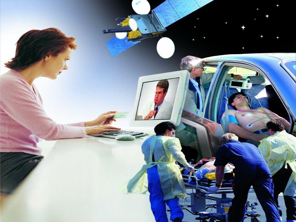 6.Telemedicina Es la prestación de servicios de medicina a distancia.