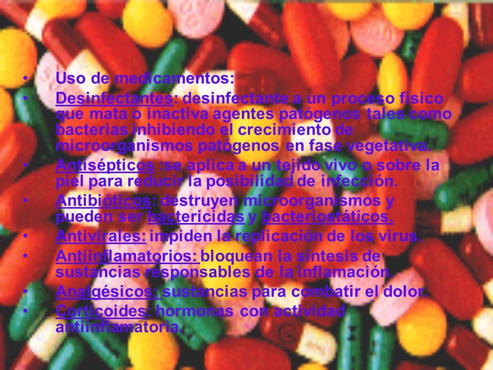 4.El tratamiento de la enfermedad.