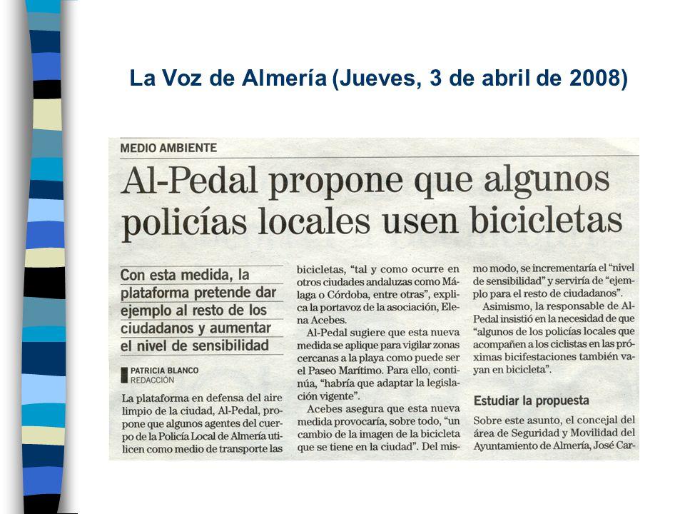 Lo cierto es que nuestras calles no están preparadas para que circulemos con las bicis.