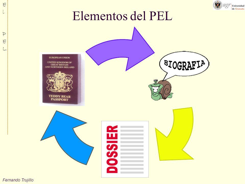 Fernando Trujillo ElPELElPEL Elementos del PEL