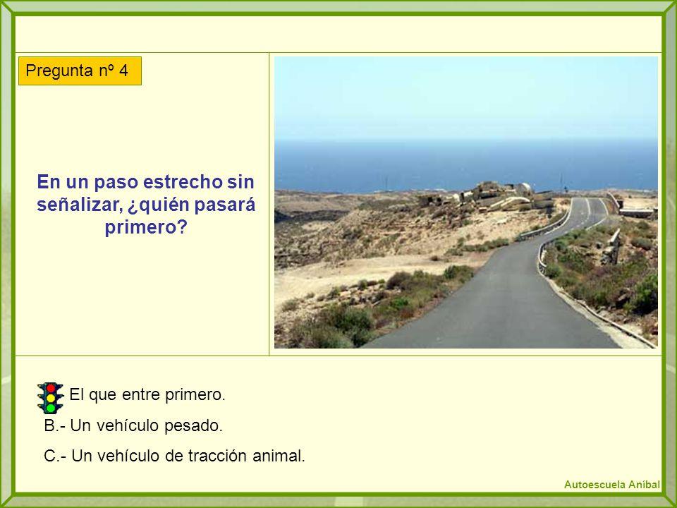 ¿Qué velocidad máxima puede alcanzar si conduce un vehículo mixto en esta vía.