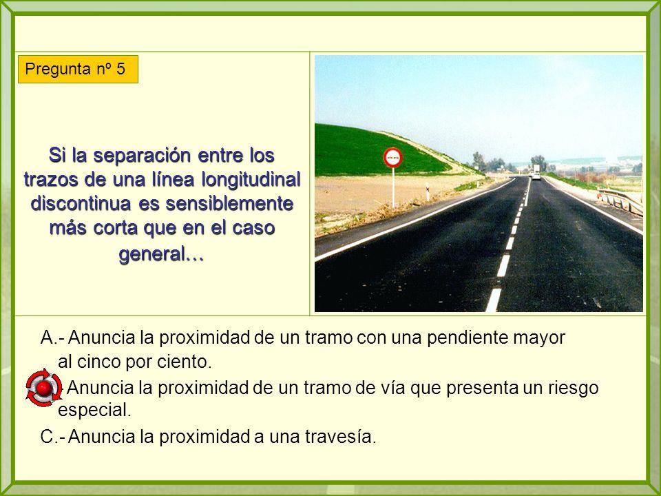 En vias situadas fuera de poblado, ¿podrá parar o estacionar en el lado izquierdo.