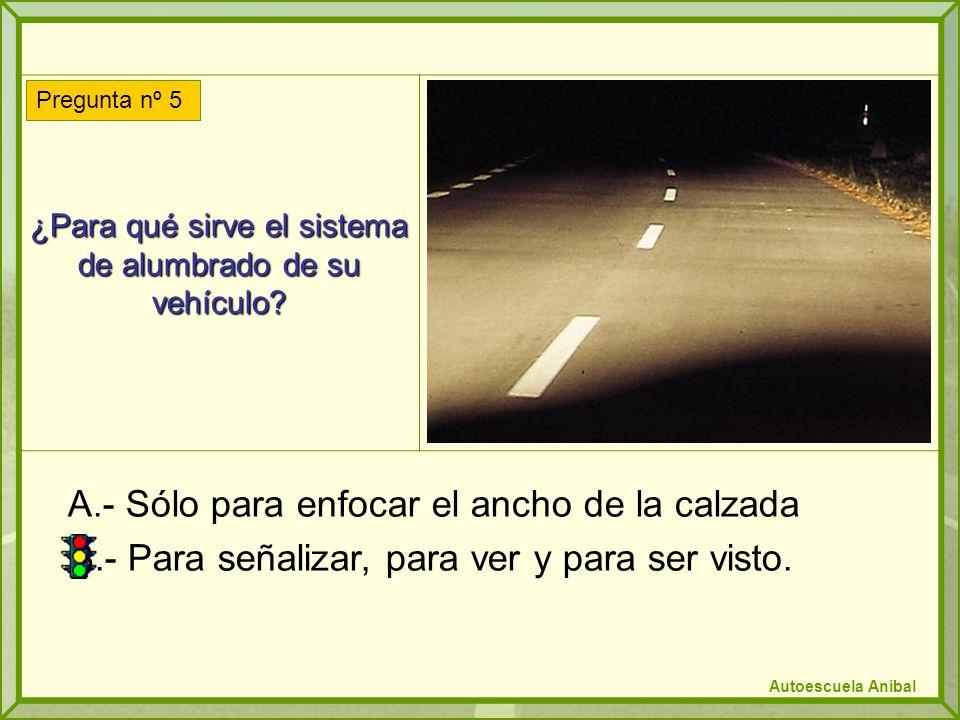 Como norma general, los ocupantes de un vehículo saldrán de él … A.- Siempre por el lado derecho.