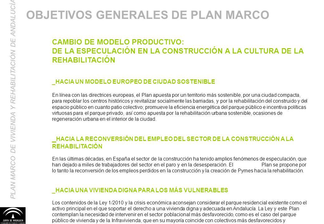 CAMBIO DE MODELO PRODUCTIVO: DE LA ESPECULACIÓN EN LA CONSTRUCCIÓN A LA CULTURA DE LA REHABILITACIÓN _HACIA UN MODELO EUROPEO DE CIUDAD SOSTENIBLE En