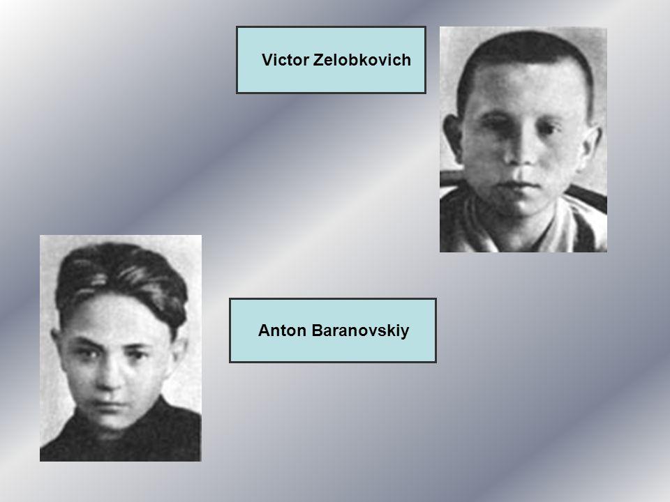 Victor Zelobkovich Anton Baranovskiy