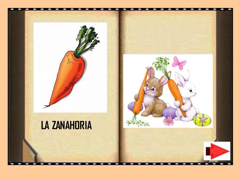 Si al conejo quieres contentar algo naranjita le has de dar.