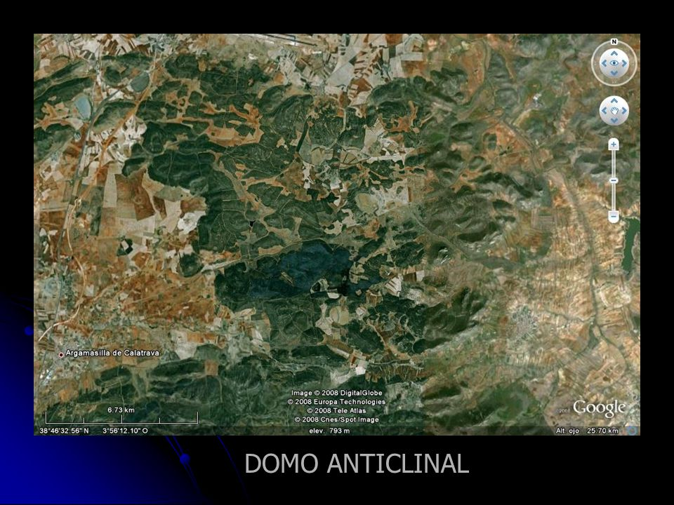 DOMO ANTICLINAL