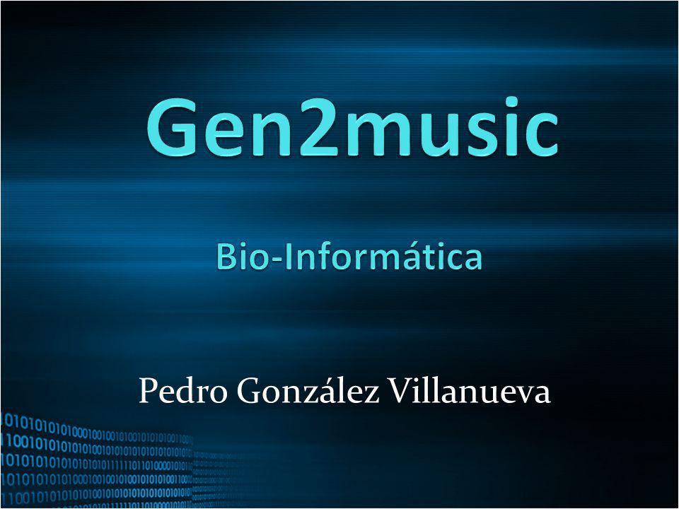 Bibliografía Referencias al proyecto Gen2music: http://www.mimg.ucla.edu/faculty/miller_jh/gene2music/ho me.htmlhttp://www.mimg.ucla.edu/faculty/miller_jh/gene2music/ho me.html Referencias a aminoácidos: http://www.alimentacion- sana.com.ar/informaciones/novedades/aminoacidos.htm Ejemplos de secuencias genéticas: http://www.doe- mbi.ucla.edu/~pettit/gene2music/g2m_examplegenes.htm Artículos referentes al proyecto: http://genomebiology.com/2007/8/5/405 22