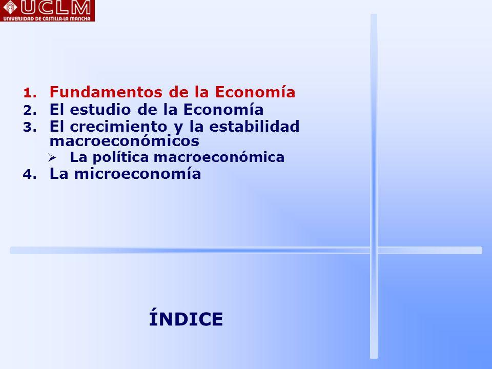 43 EL CONSUMO Y LA ECONOMÍA La función de consumo y el modelo renta-gasto MODELO RENTA-GASTO: Modelo de la determinación del equilibrio en el mercado de bienes de una economía cerrada, en el que la única variable de la que dependen los componentes de la demanda es el nivel de renta.