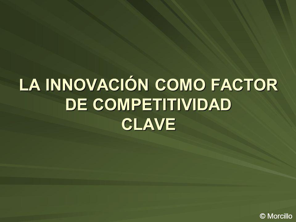 Inteligencia competitiva © Morcillo Cuatro fases:.