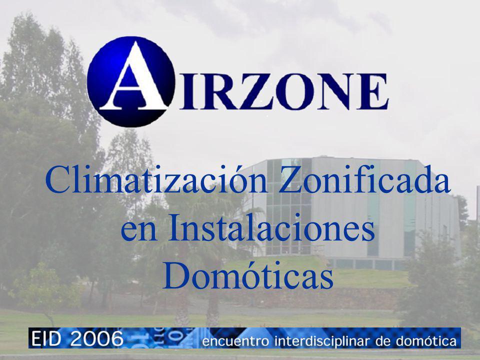 1 Climatización Zonificada en Instalaciones Domóticas