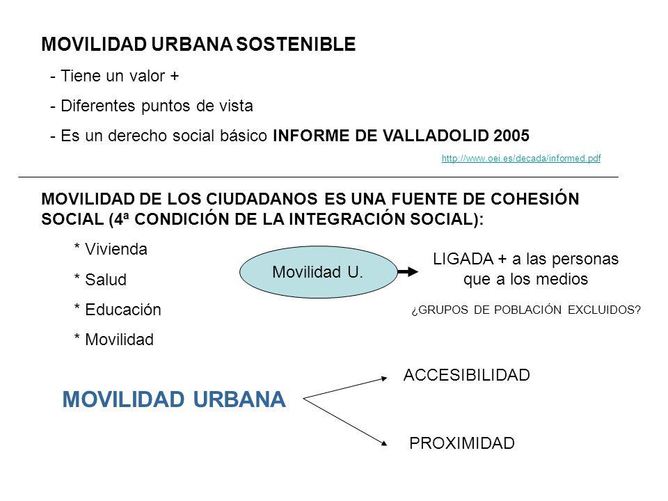 En España es imprescindible conocer la metodología elaborada en los PMUS
