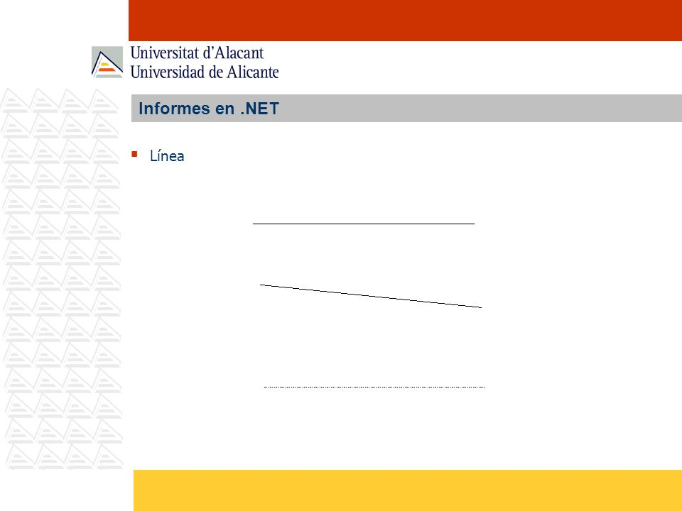 Informes en.NET Línea