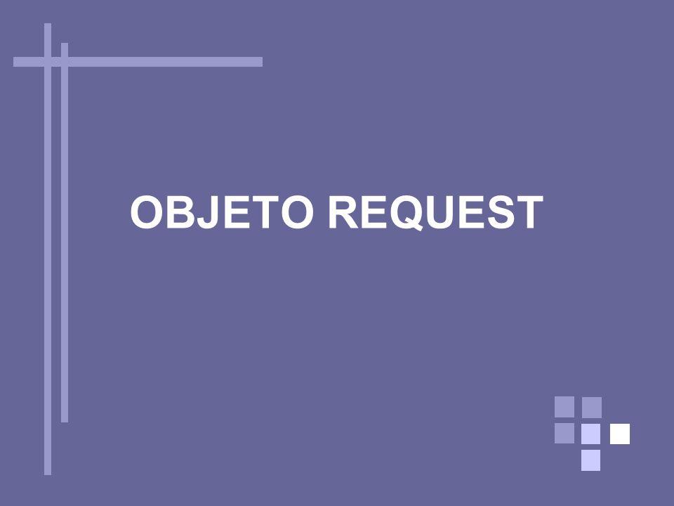 OBJETO REQUEST