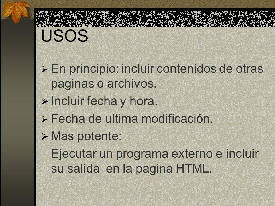 Que necesito… Editor ASCII estandar Compilador o intérprete: solo necesario si necesitamos ejecutar un programa externo.