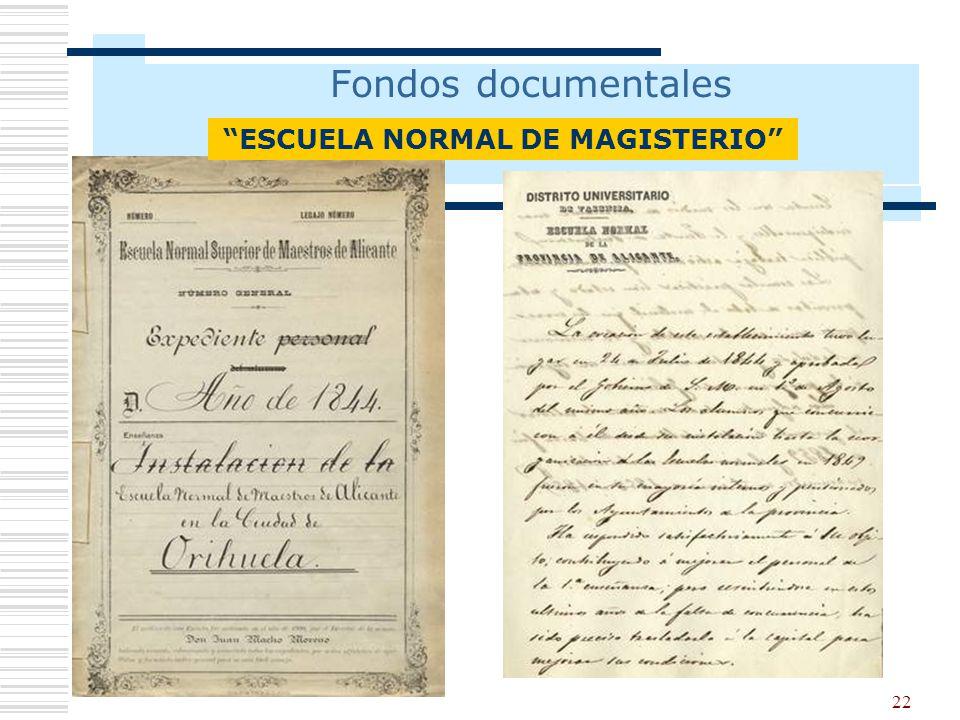 23 Fondos documentales JOSEFINA FERRANDIZ CASARES