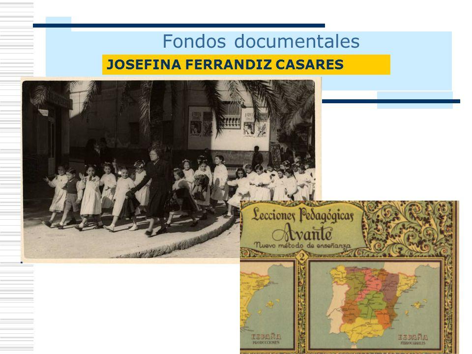 24 Fondos documentales PEDRO ZARAGOZA ORTS