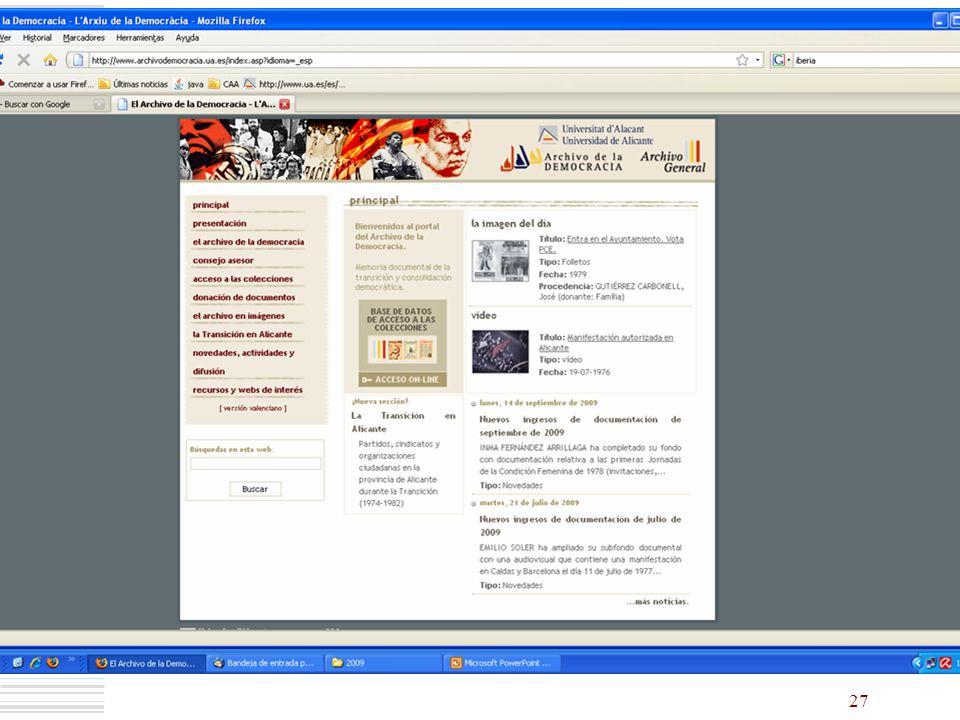 28 Criterios para normalizar la gestión de documentos en los archivos de gestión.