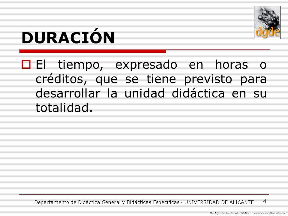 15 ATENCIÓN A LA DIVERSIDAD (cont.) Adaptaciones Curriculares: de acceso al currículum, adaptaciones curriculares.