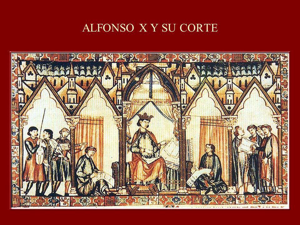 PRINCIPALES TEXTOS JURIDICOS BAJOMEDIEVALES La obra legislativa de Alfonso X, I