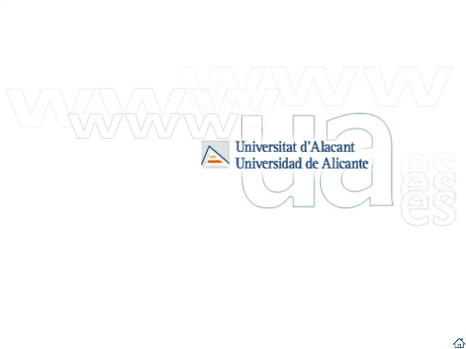 Evaluación Los estudiantes internacionales en la UA están sujetos a las mismas condiciones que los alumnos propios, con la misma carga de trabajo y el mismo tipo de evaluación.