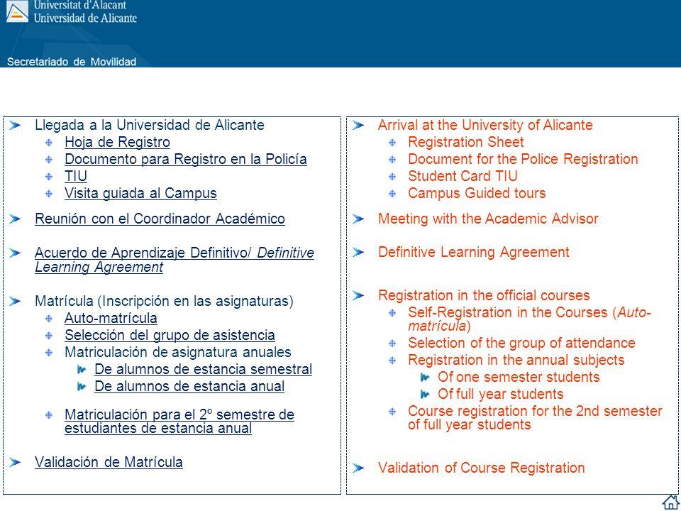 Reunión Auto-matrícula En caso de necesitar ayuda durante el proceso de matriculación, puedes asistir a la Reunión Auto-matrícula.