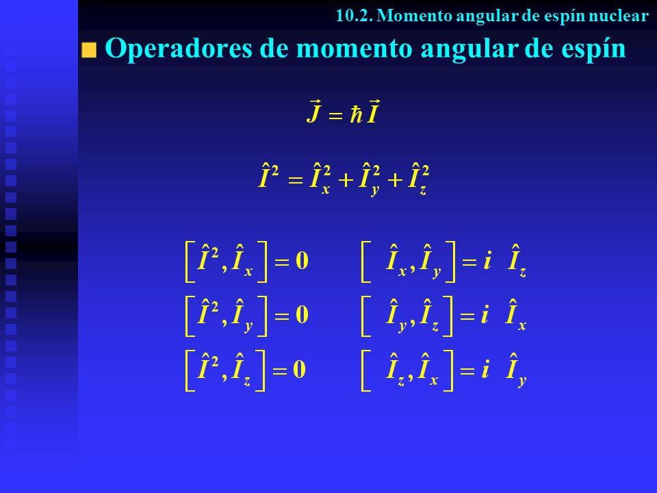 Intercambio conformacional 10.7.