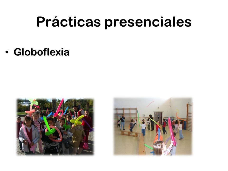 Prácticas presenciales Globoflexia Globoflexia