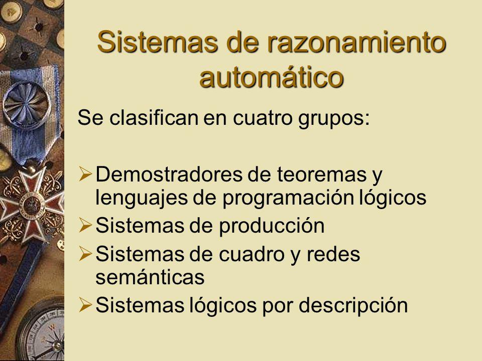 Demostradores de teoremas y lenguajes de programación lógicos
