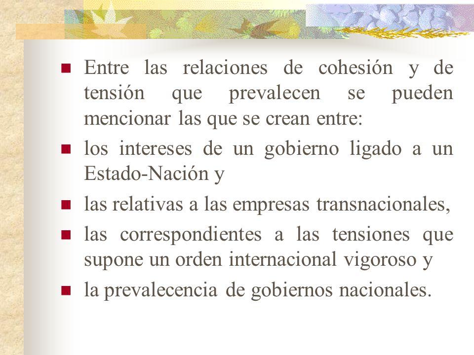 LA TRIADA EXCLUYENTE. 2.- EL NUEVO TRIÁNGULO DEL PODER.