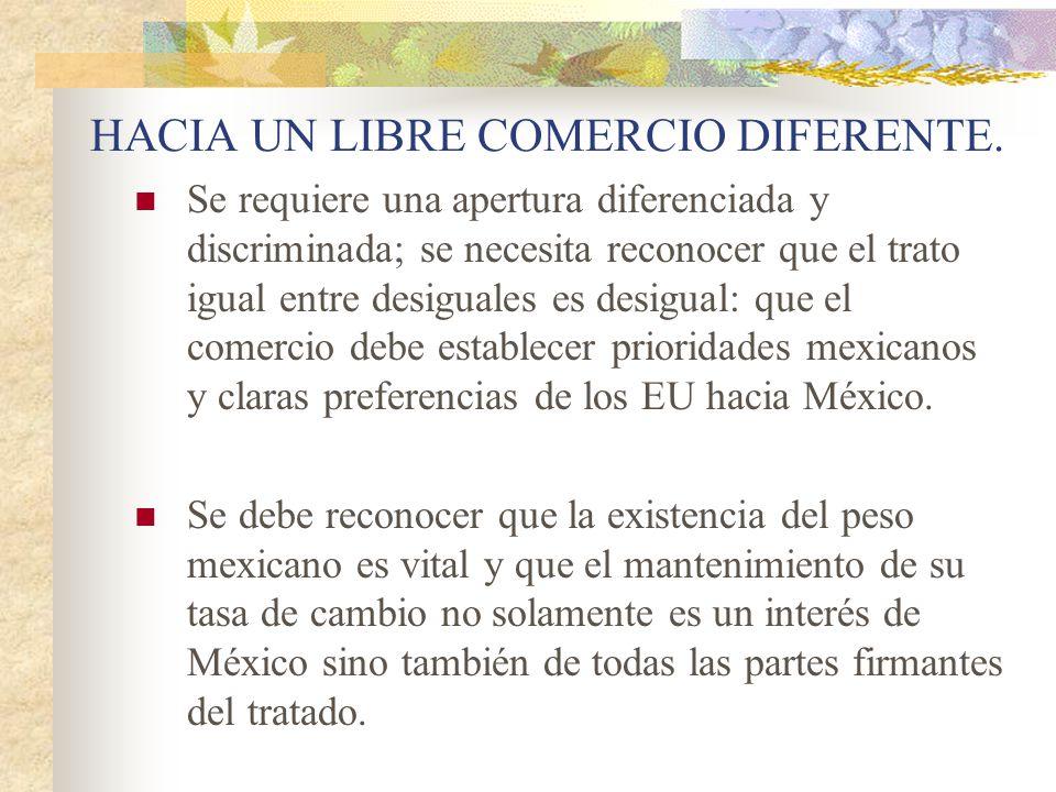 En los nuevos procesos, el Congreso y las autoridades monetarias y financieras mexicanos, tienden a jugar cada vez más un papel secundario. En los tér