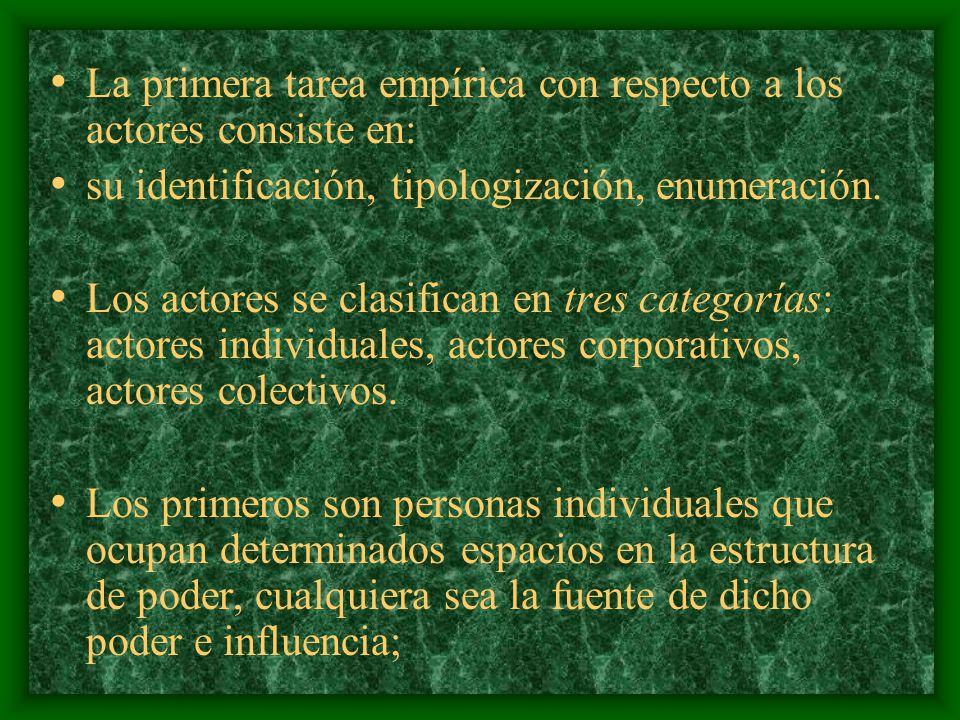 La matriz de relaciones inter-personales en cualquier región tiene importancia decisiva en materia de desarrollo.